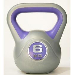 Gantera Vin-Bell inSPORTline 6 kg