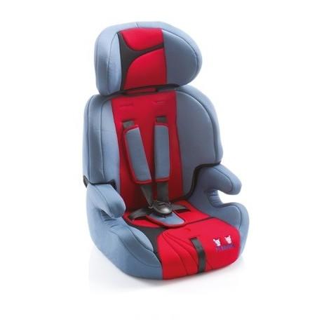 Scaun auto Plebani Daitona 9-36 kg-rosu