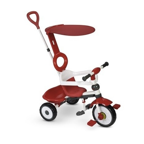 Tricicleta Plebani Pegaso-rosie
