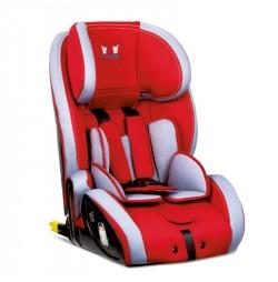 Scaun auto Plebani Formula-Fix 9-36 kg-rosu