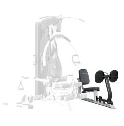 Accesoriu Presa Picioare pentru Body Craft Elite
