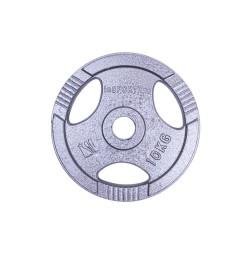Greutate otel inSPORTline Hamerton 10 kg/ 30 mm