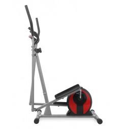 Bicicleta eliptica Hiton Ocelot-negru/rosu
