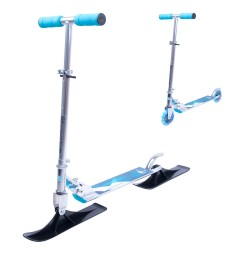 Trotineta WORKER Snow Spider PRO 2in1
