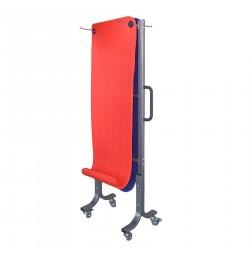 Sportmann Suport vertical pentru saltele aerobic