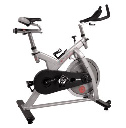 Bicicleta indoor cycling inSPORTline Epsilon