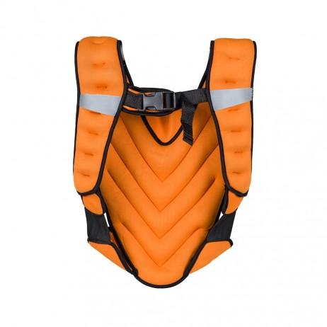 Vesta greutati inSPORTline Klaper 5 kg-oranj