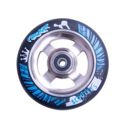 Roata trotineta FOX PRO Raw 110 mm- negru-titan