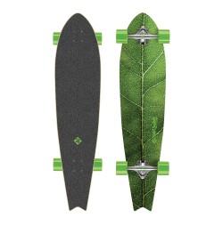 Longboard Street Surfing Fishtail-The Leaf 42''