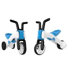 Tricicleta 2in1 Chillafish Bunzi - Albastru
