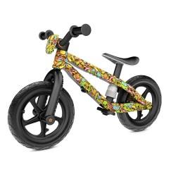 Bicicleta fara pedale Chillafish BMXie-RS FAD- grafica