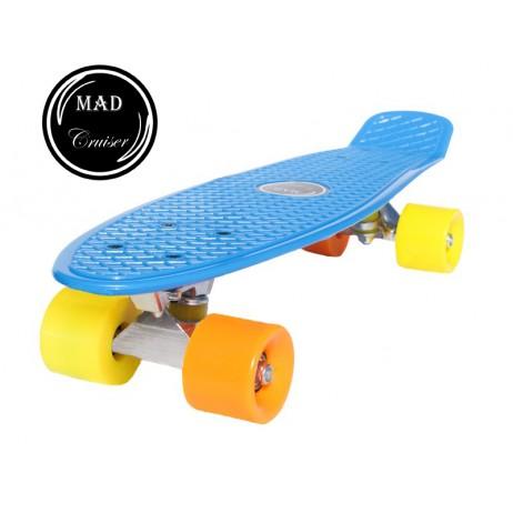 Penny board Mad Cruiser Original-albastru