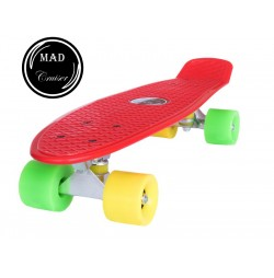 Penny board Mad Cruiser Original-rosu