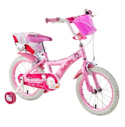 Bicicleta copii HELLO KITTY 16''