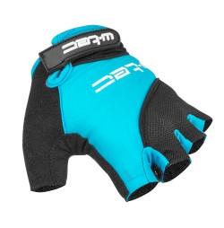 Manusi ciclism W-TEC Sanmala AMC-1023-22-negru-albastru