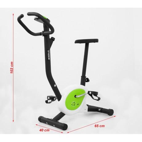Bicicleta Mecanica Hiton A2 Sparrow - Verde
