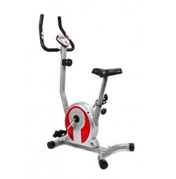 Bicicleta Magnetica SMART - Argintiu/Rosu