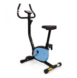 Bicicleta Mecanica VINTAGE - Negru/Albastru