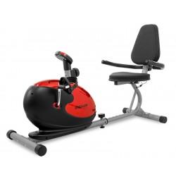 Bicicleta magnetica recumbent Scud Swift H3 -rosu