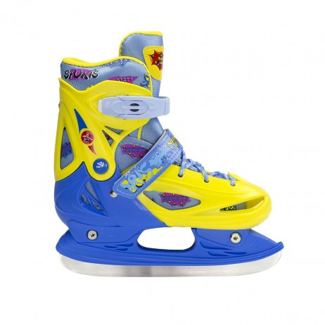 Nils Extreme Patine reglabile hockey copii