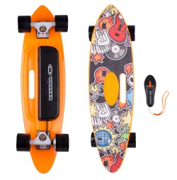 WORKER Longboard electric Smuthrider