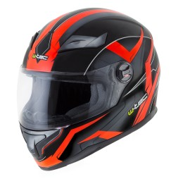 W-TEC Casca moto integrala FS-811BO Fire Orange