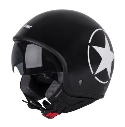 W-TEC Casca scuter FS-710S Revolt Black