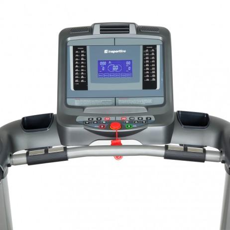 Banda de Alergare Electrica inSPORTline Akamar, 1.5 CP, 100 kg