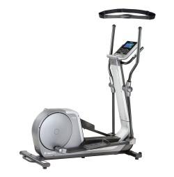 Bicicleta eliptica inSPORTline inCondi ET550i