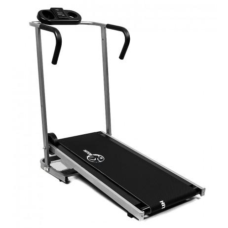 Banda de alergare mecanica Scud Run T3-gri resigilata, 100 kg