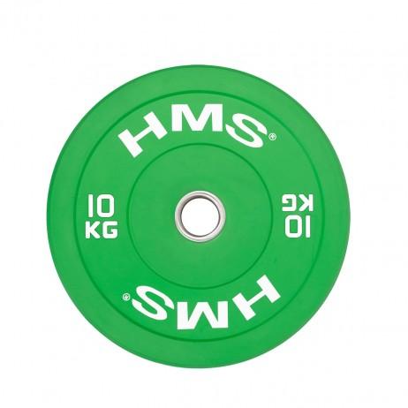 Greutate Bumper Plate HMS CBR5 10kg/51mm