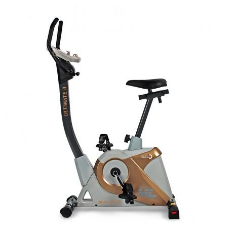 Bicicleta ergometru ULTIMATE II SG 922B- grafit/galben