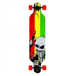 Longboard Nils Homeland Skeleton