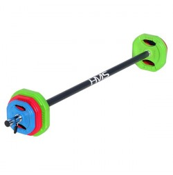 Haltera set HMS Body Pump SBP20- 20 KG