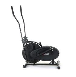 Bicicleta eliptica Sportmann OR-18.5- negru