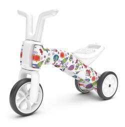 Tricicleta 2in1 Chillafish Bunzi FAD - Grafica 5