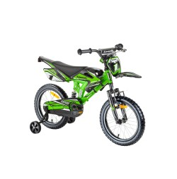 "Bicicleta pentru copii Kawasaki Sairensa 16"""
