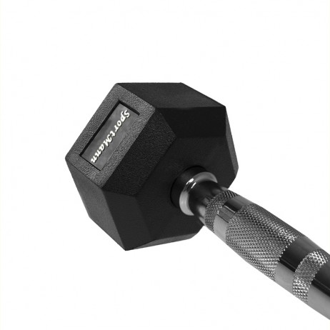 Gantera hexagonala 12.5kg Sportmann