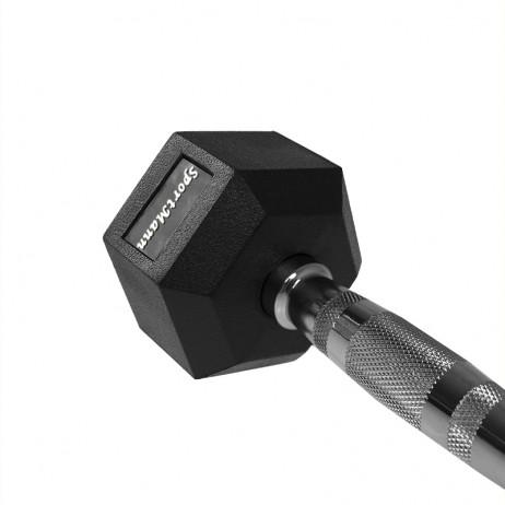 Gantera hexagonala 10kg Sportmann