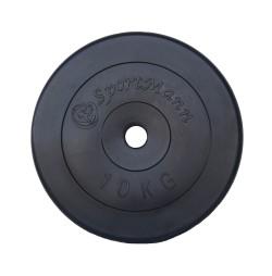 Greutate PVC 10kg/31mm Sportmann