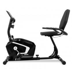 Bicicleta Recumbent SCUD H8 - Negru