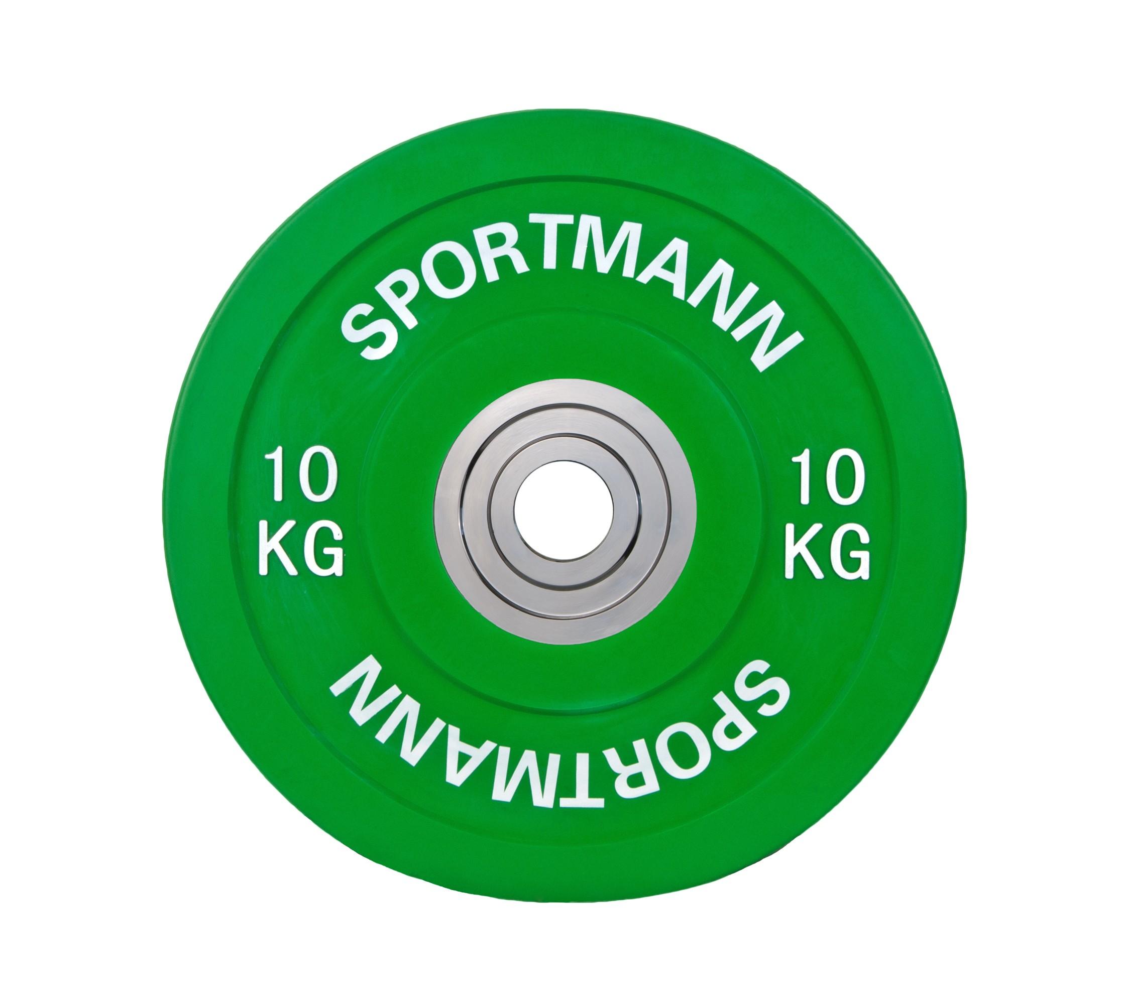 Disc Greutate Cauciuc - 10 kg / 51 mm