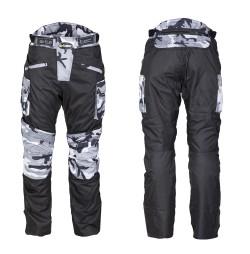 Pantaloni Moto Barbati W-TEC Kaamuf