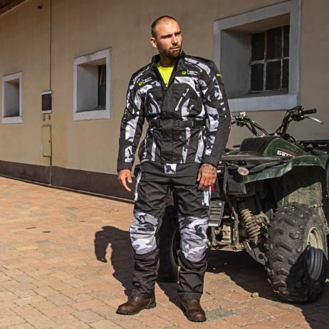 Geaca Moto W-TEC Troopa