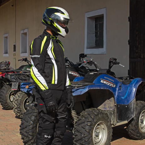 Geaca Moto pentru Barbati W-TEC Chagalero