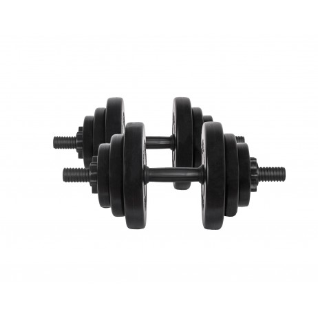 Gantere Set Reglabile 2x10 kg SPORTMANN