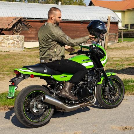 Geaca Moto Barbati W-TEC Rotenhan
