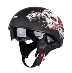 Casca Moto W-TEC V535 Black Heart