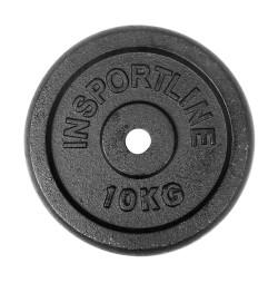 Disc Greutate Otel inSPORTline 10 kg/30 mm