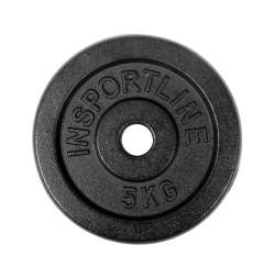 Disc Greutate Otel inSPORTline 5 kg/30 mm